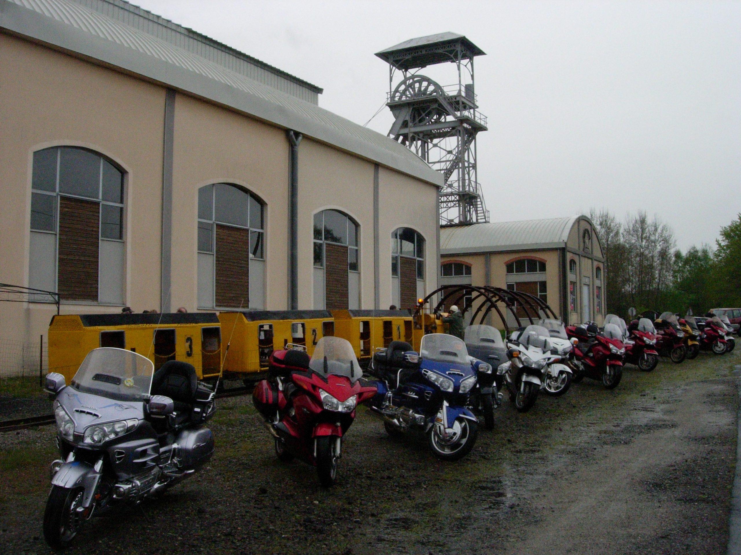 visite à moto