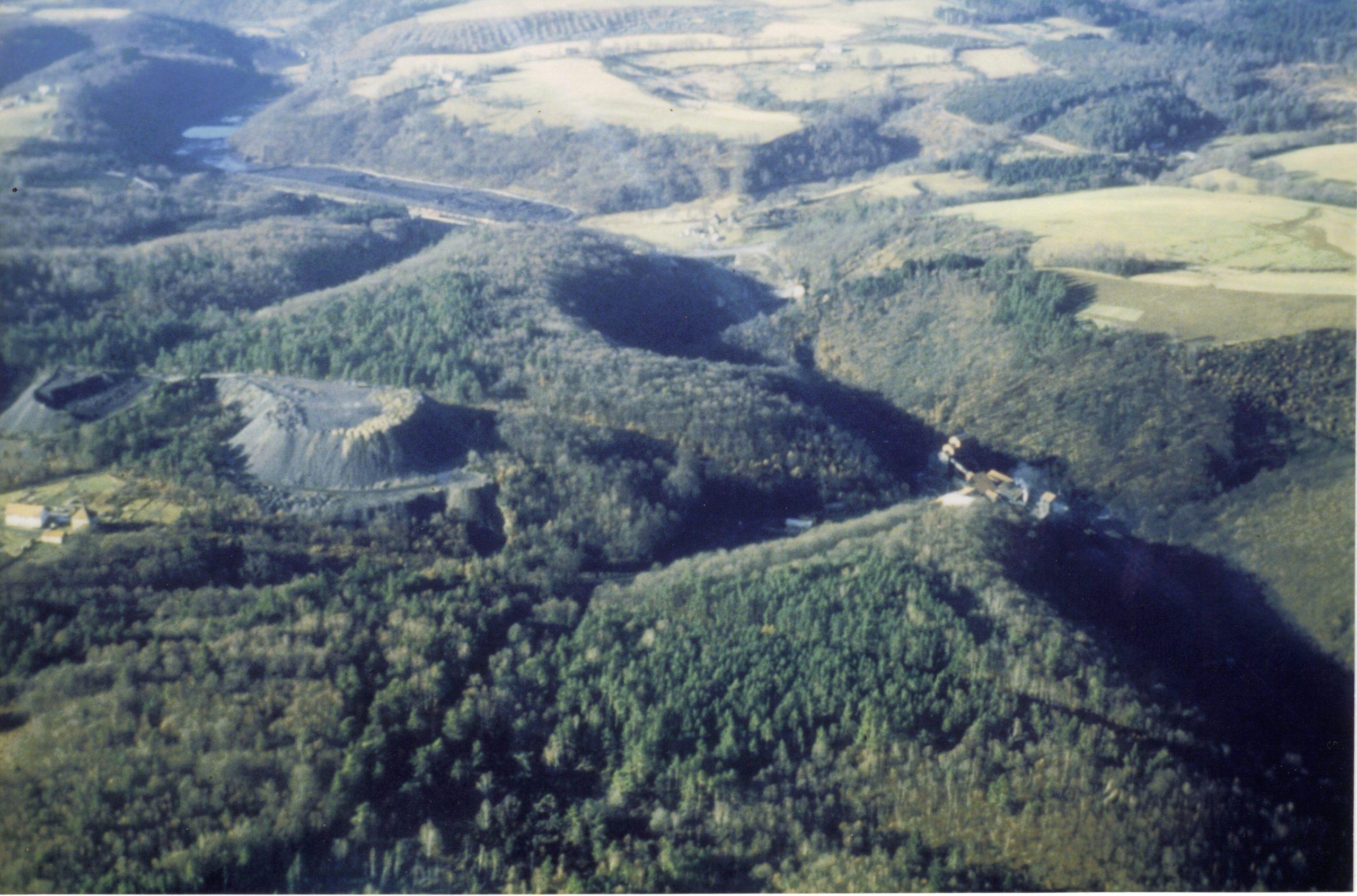 histoire du musée de la mine de Messeix-terril