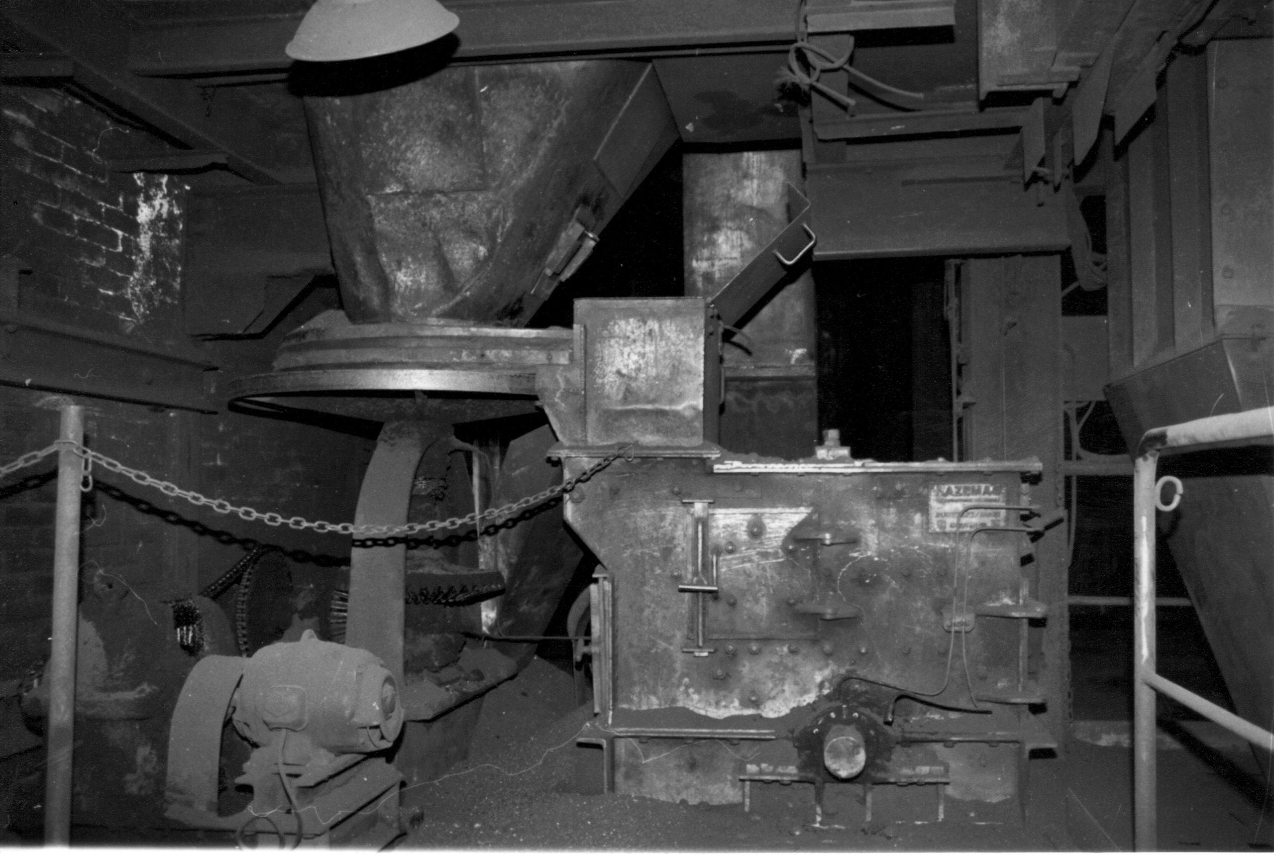 histoire du musée de la mine de Messeix-les installations