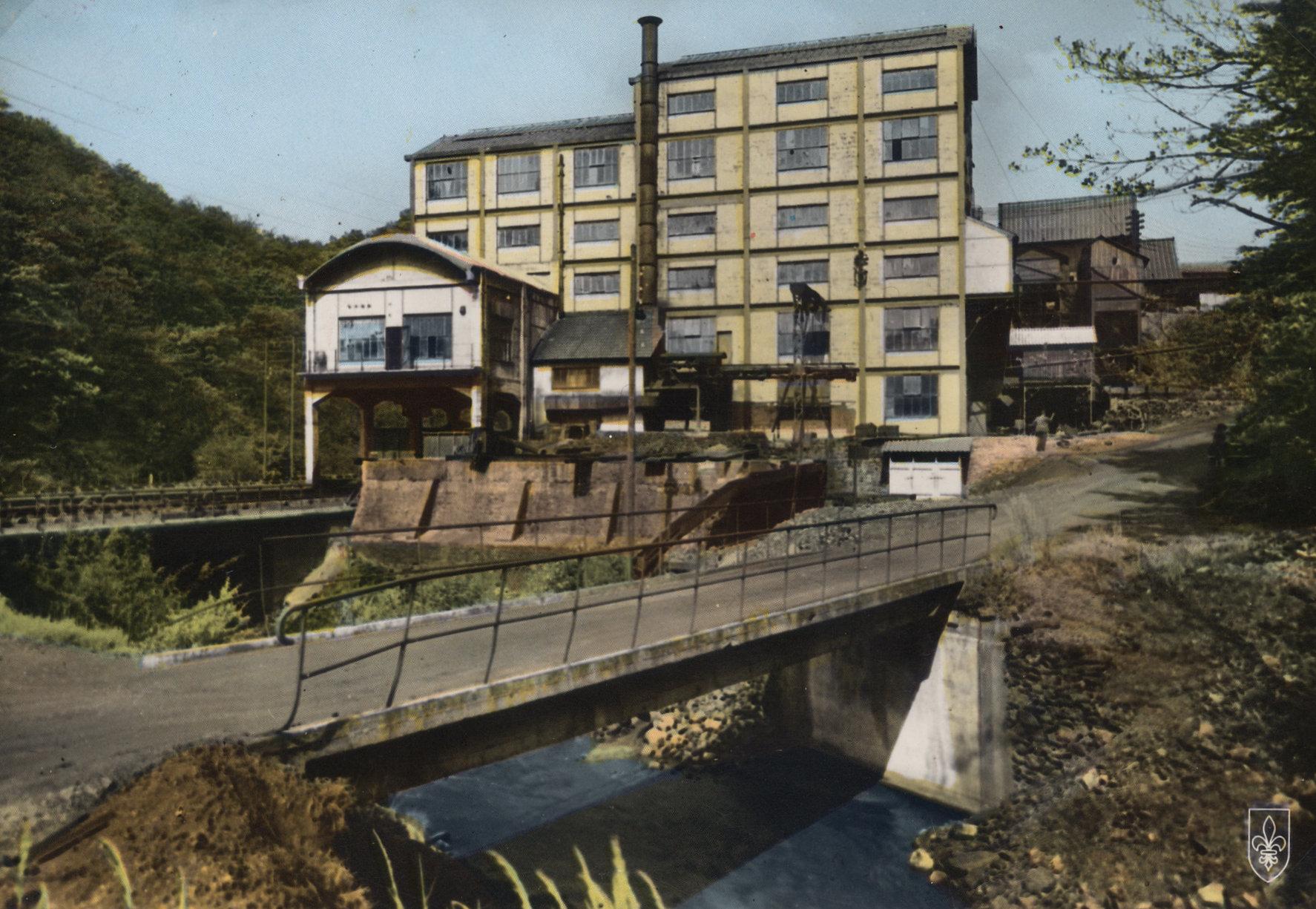 histoire du musée de la mine de Messeix-Pont sur la Clidane