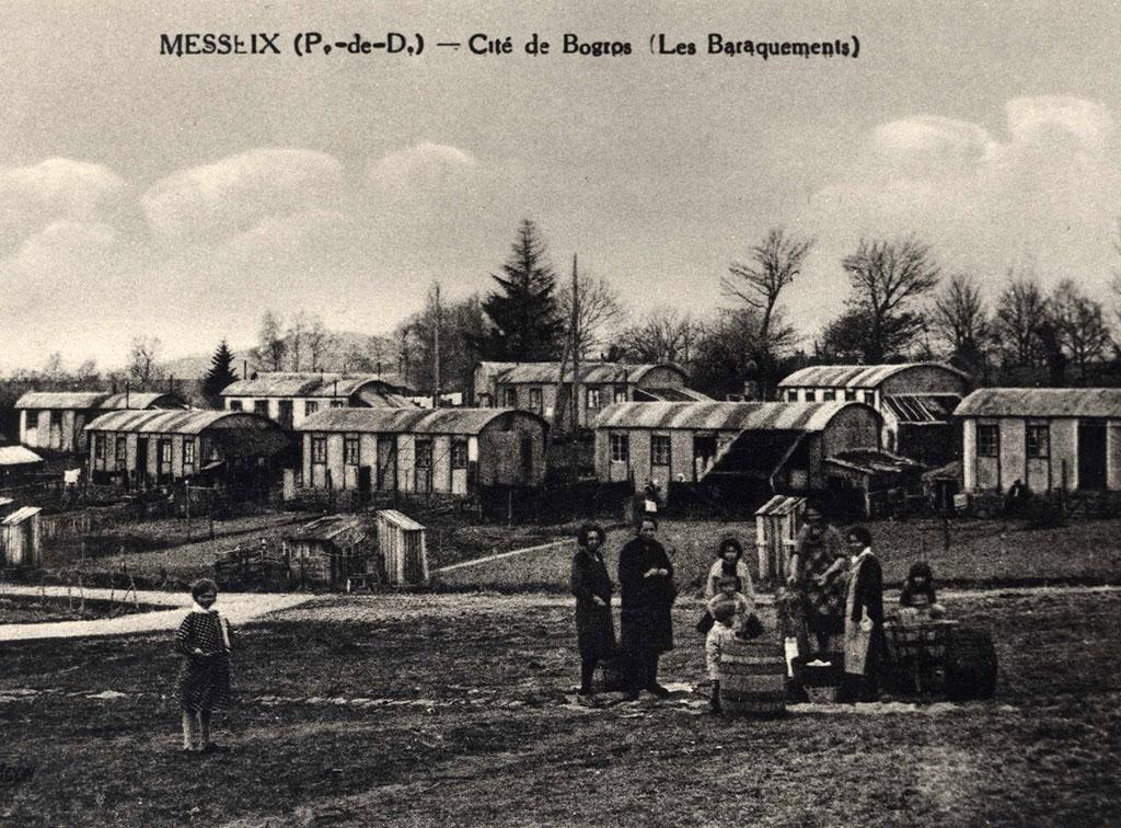 histoire-mine de Messeix