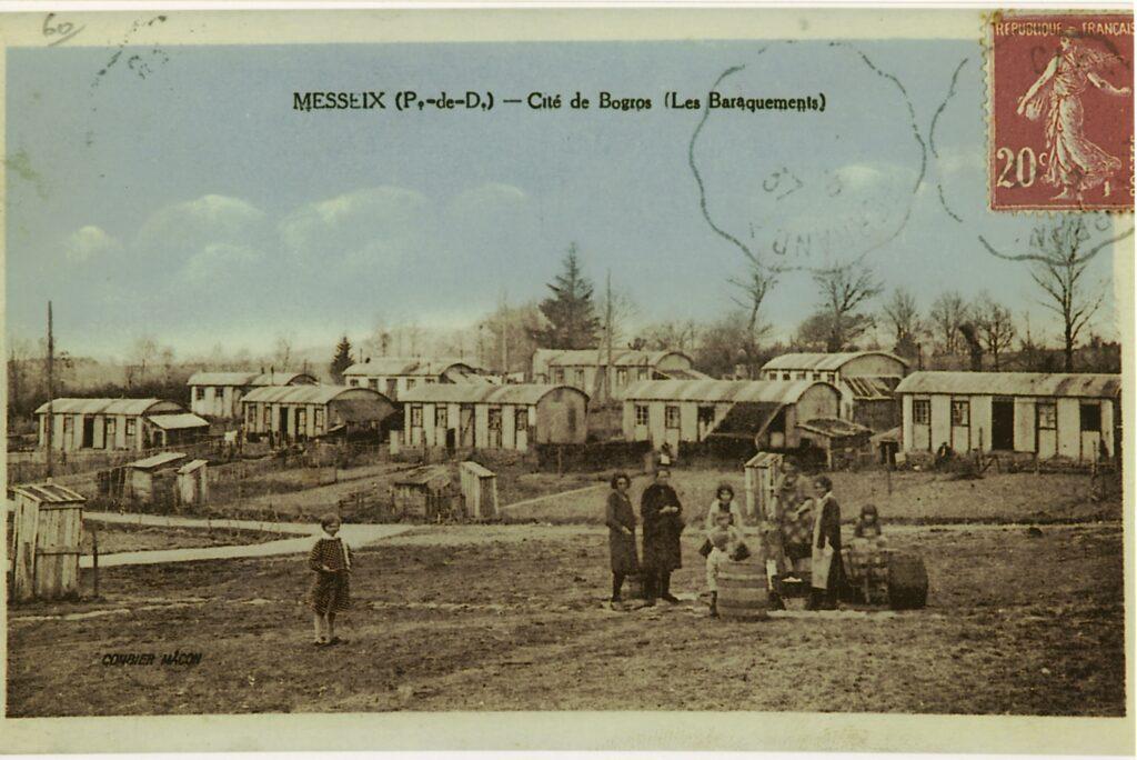 mine de Messeix- immobilier Bogros